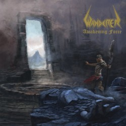 "WANDERER ""Awakening Force"" CD"