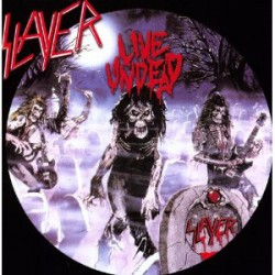 "SLAYER ""Live Undead /..."