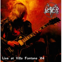 "SLAYER ‎""Live At Villa..."