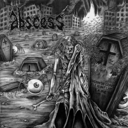"ABSCESS ""Horrorhammer"" CD"