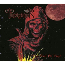 "THUGNOR ""The End Of Time"" CD"