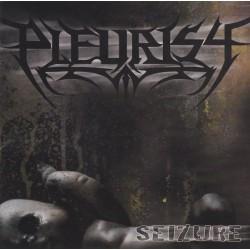 """PLEURISY """"Seizure"""" CD"""