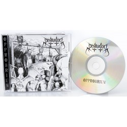 "DESTRUKTOR ""Opprobrium"" CD"