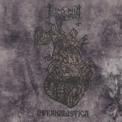 "LUCIFUGUM ""Infernalistica"" CD"