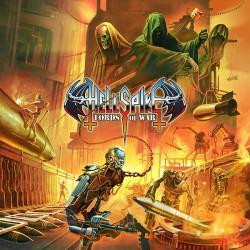 "HELLSPIKE ""Lords Of War"" CD"