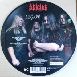 "DEICIDE ""Legion"" Pic. LP"