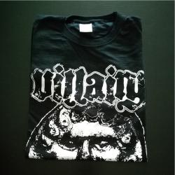 "VILLAINY ""Charlatan"" T-shirt"