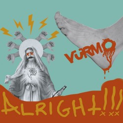 "VÜRMO ""Alright!!!"" CD Digipak"