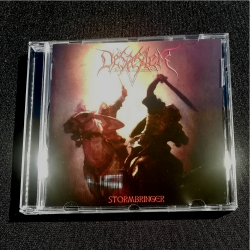 "DESASTER‎ ""Stormbringer"" CD"