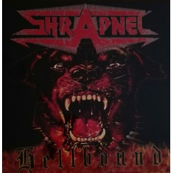 """Shrapnel (Aus) """"Hellbound"""" LP"""
