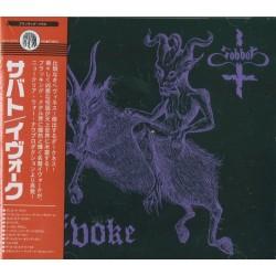 "Sabbat ""Evoke"" CD"