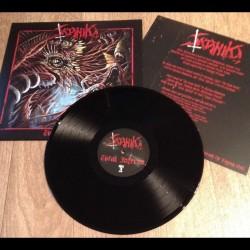 """Satanika """"Total Inferno"""" LP"""
