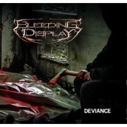 "Bleeding Display ""Deviance"" CD"