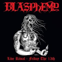 """Blasphemy """"Live Ritual -..."""