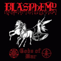 "Blasphemy ""Gods Of War"" CD"