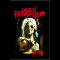 """Grave Desecrator """"Insult"""" Tape"""