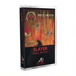 "SLAYER (US) ""Hell Awaits"" CS"