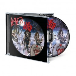 "SLAYER (US) ""Live Undead"" CD"