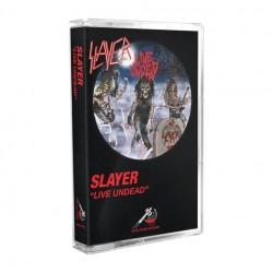 """SLAYER (US) """"Live Undead"""" CS"""