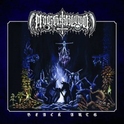 "Night's Blood ""Black Arts"" LP"