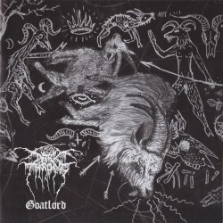 "DARKTHRONE ""Goatlord"" DCD"
