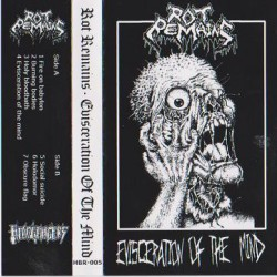 "Rot Remains ""Evisceration..."
