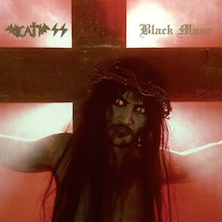 "Death SS ""Black Mass"" CD"