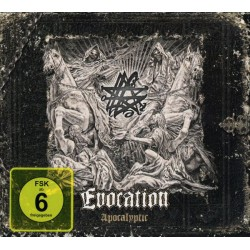"Evocation ""Apocalyptic"" CD+DVD"