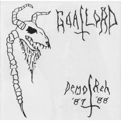 "Goatlord ""Demo '87 / Reh...."