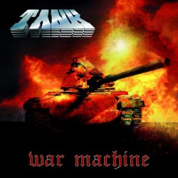 "Tank ""War Machine"" LP"