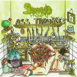 "Serrabulho ""Ass Troubles"" CD"