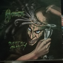 "Hexx ""Quest For Sanity"" LP..."