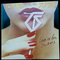 "Twisted Sister ""Love Is For..."