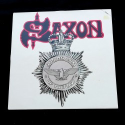"Saxon ""Strong Arm Of The..."