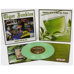 Tiger Junkies ‎– Green Tea...