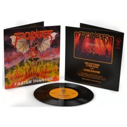 "Pounder ""Faster Than Fire"" 7EP"