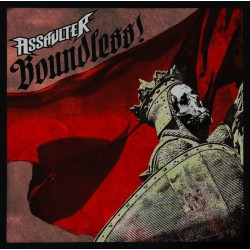 "Assaulter ""Boundless!"" LP"