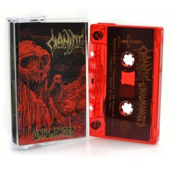 "Cianide ""Unhumanized"" Tape"
