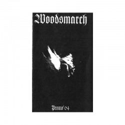 "WOODSMARCH ""Promo '04"" Tape"