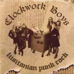 CLOCKWORK BOYS / ENGLISH...