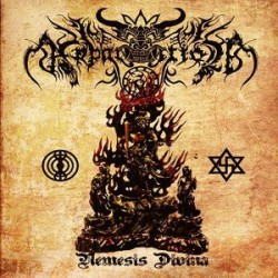 "APPARITION ""Nemesis Divina"" CD"