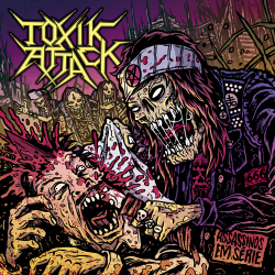 "Toxik Attack ""Assassinos em..."
