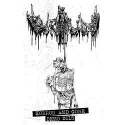 "URÐUN ""Horror And Gore"" Tape"