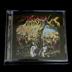 "Thrashera ""Não Gosto!"" CD"