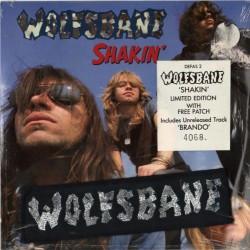 """WOLFSBANE """"Shakin'"""" EP"""
