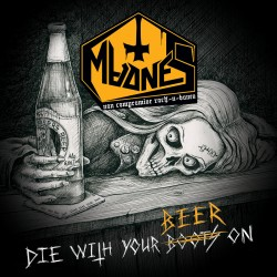 "MADNES ""Die With Your Beer..."
