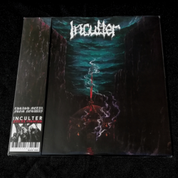 "Inculter ""Fatal Visions"" LP"