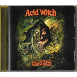 "ACID WITCH ""Evil Sound..."