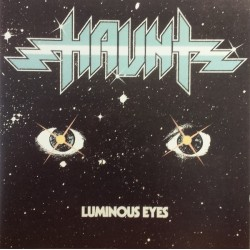 "HAUNT ‎""Luminous Eyes"" MCD"