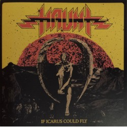 "HAUNT ""If Icarus Could Fly"" CD"